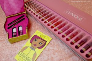 Kissy Missy Lip Set and Tiny Temptations
